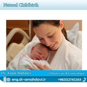 natural childbirth